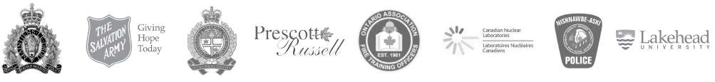 Clients FORTLOG has work with on Crisis Intervention Training