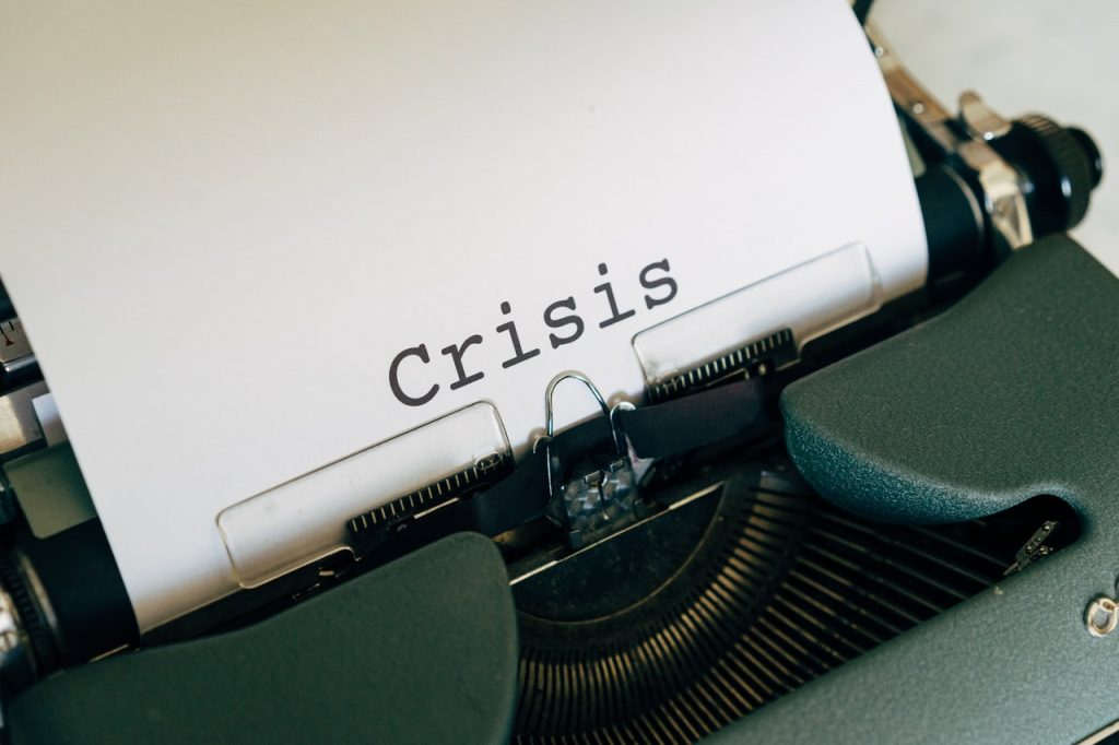 What Is A Crisis? It's In The Eye Of The Beholder